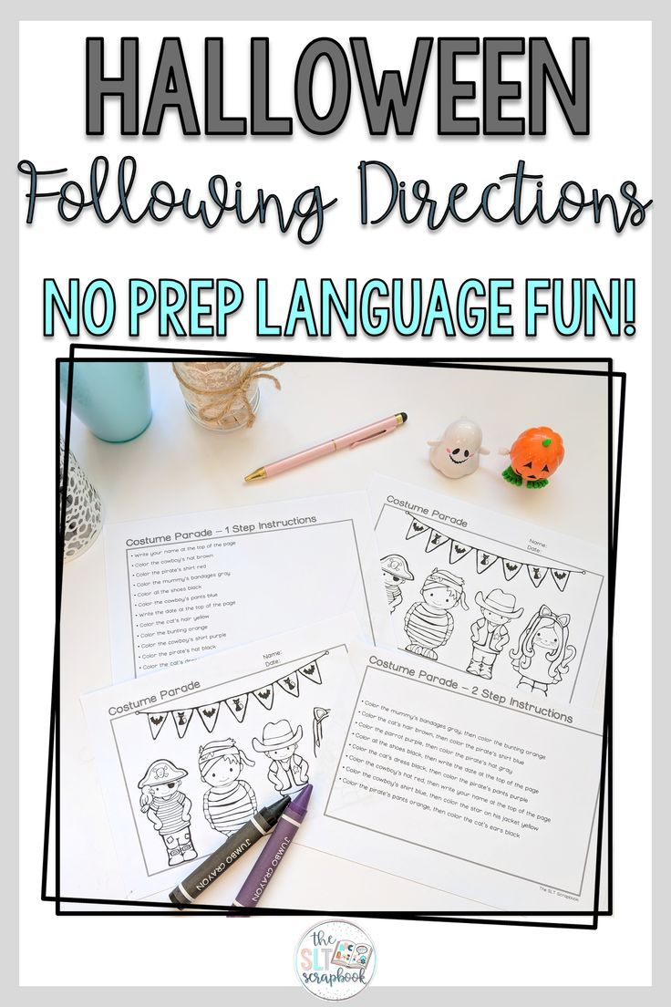 Pin On No Prep Language Activities For Speech Therapy
