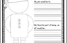 2nd Grade Christmas Activity Worksheets