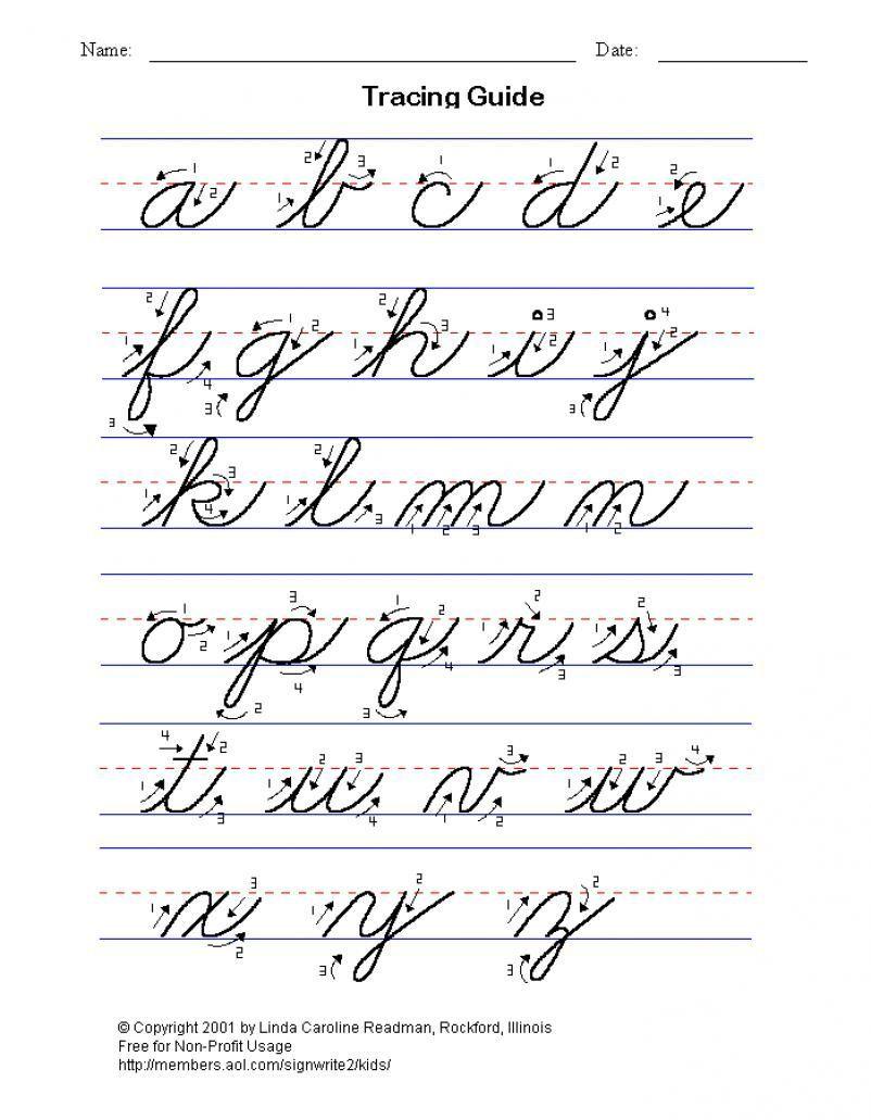 Pinwiley Teaching On Handwriting/cursive   Cursive