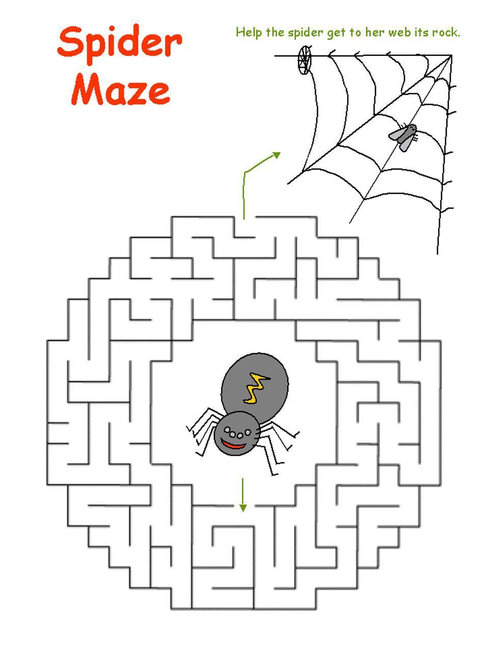 Printable Easy Mazes : Dltk-594Aaa575F9B58D58A2C485C - Dltk