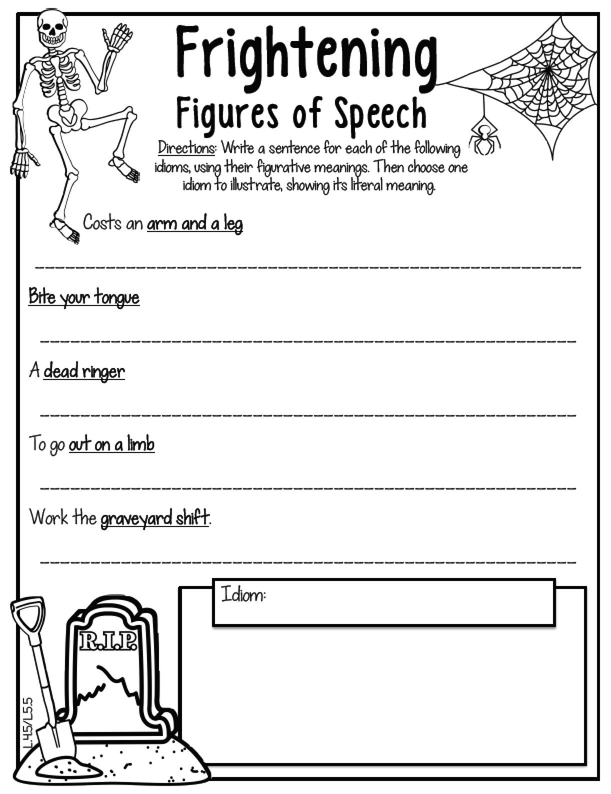 Ready, Print, Go! {Halloween Edition} - Create Teach Share