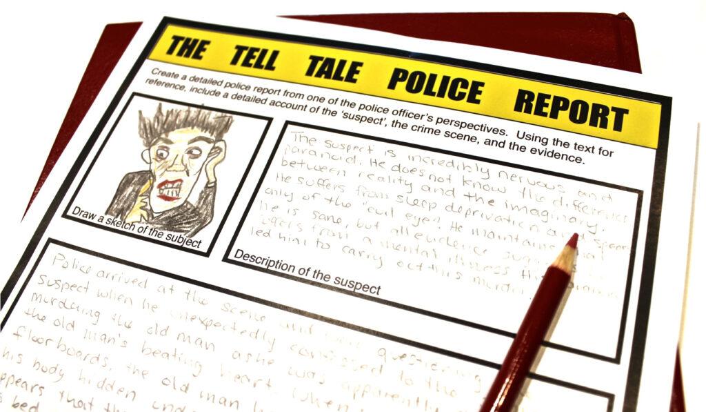 Scary Short Stories To Teach Around Halloween  Presto Plans