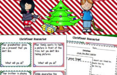 Christmas Counseling Worksheets