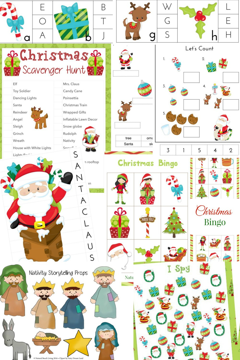 The Best Christmas Books For Kids - Natural Beach Living