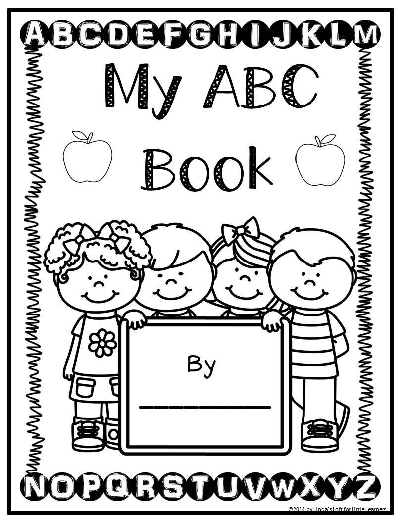 These Alphabet Coloring Printables Are An Excellent Resource within Alphabet Book Worksheets