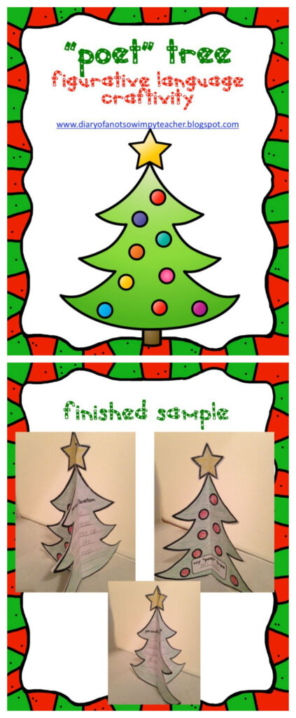 This Craftivity Is A Fun Holiday Craft That Is Sure To Get