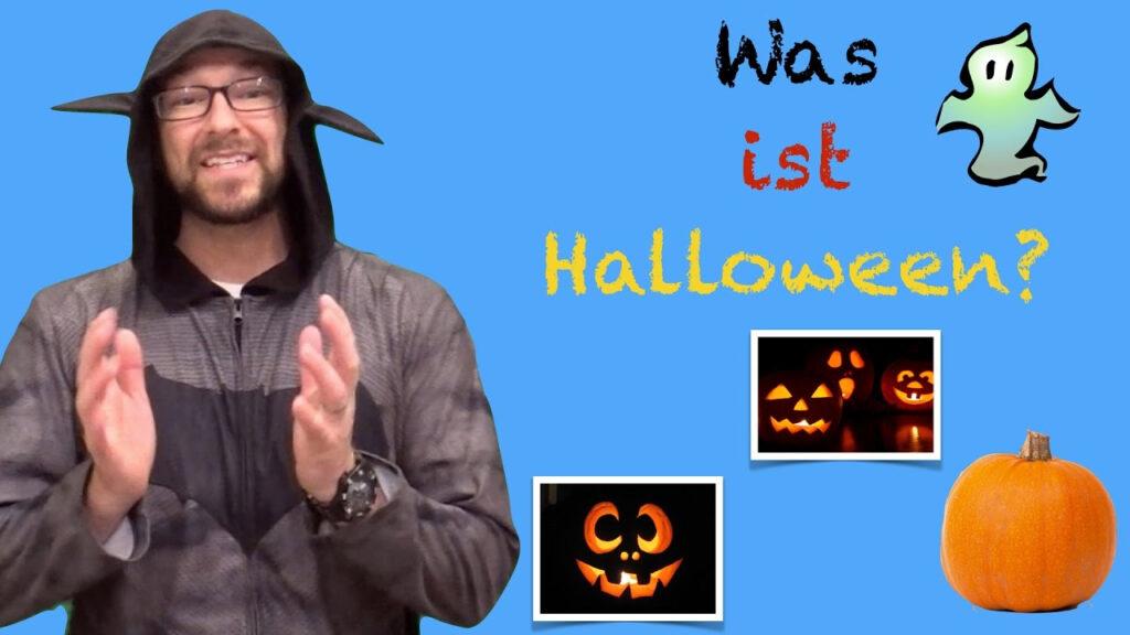 What Is Halloween?   German Learning Tips #54   Deutsch Lernen