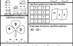 Worksheet ~ Awesome Worksheet Firstade Christmas Math