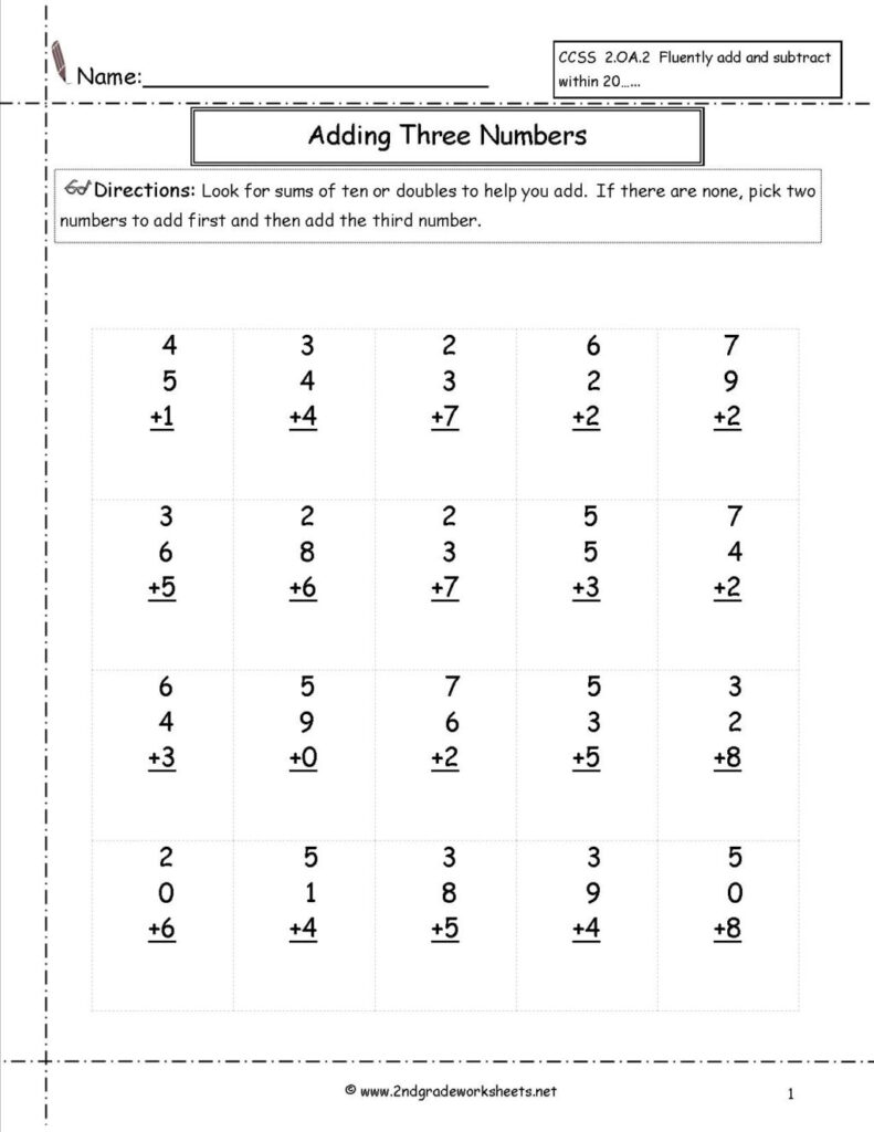 Worksheet ~ Halloween Math Sheets For Second Graders Free