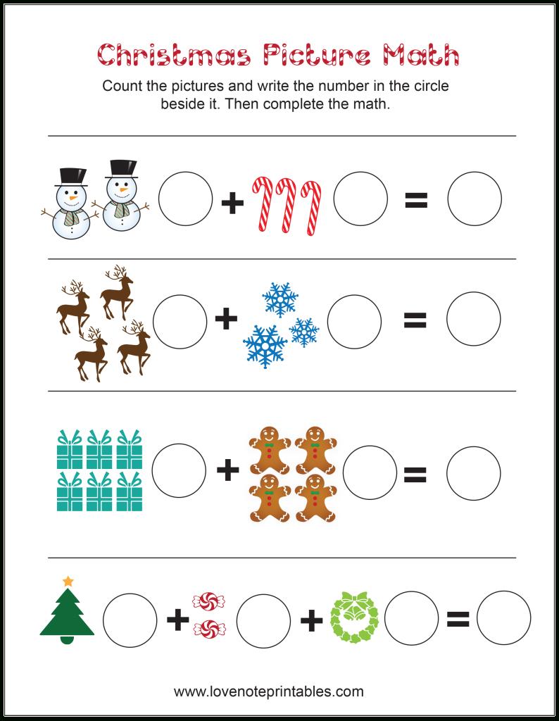 Worksheet ~ Preer Math Worksheets Worksheet Free Christmas