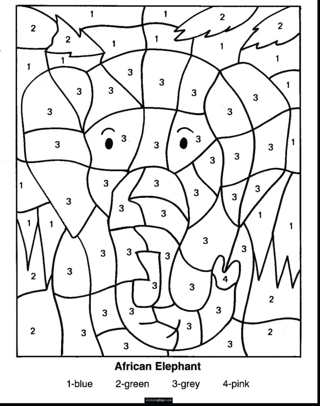 Worksheet ~ Reading Worskheets Multiplication Coloring