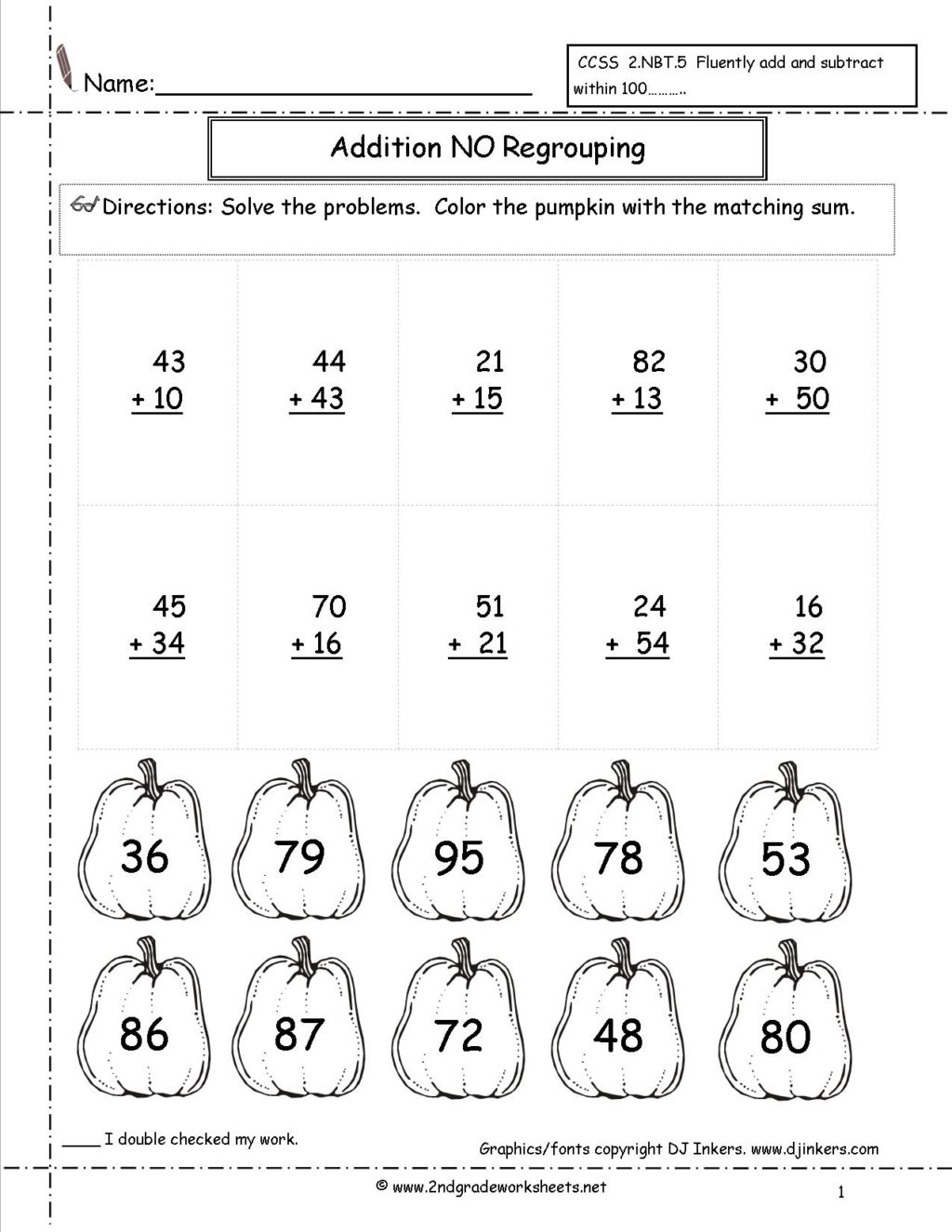 Worksheet ~ Second Grade Activity Sheets Halloween
