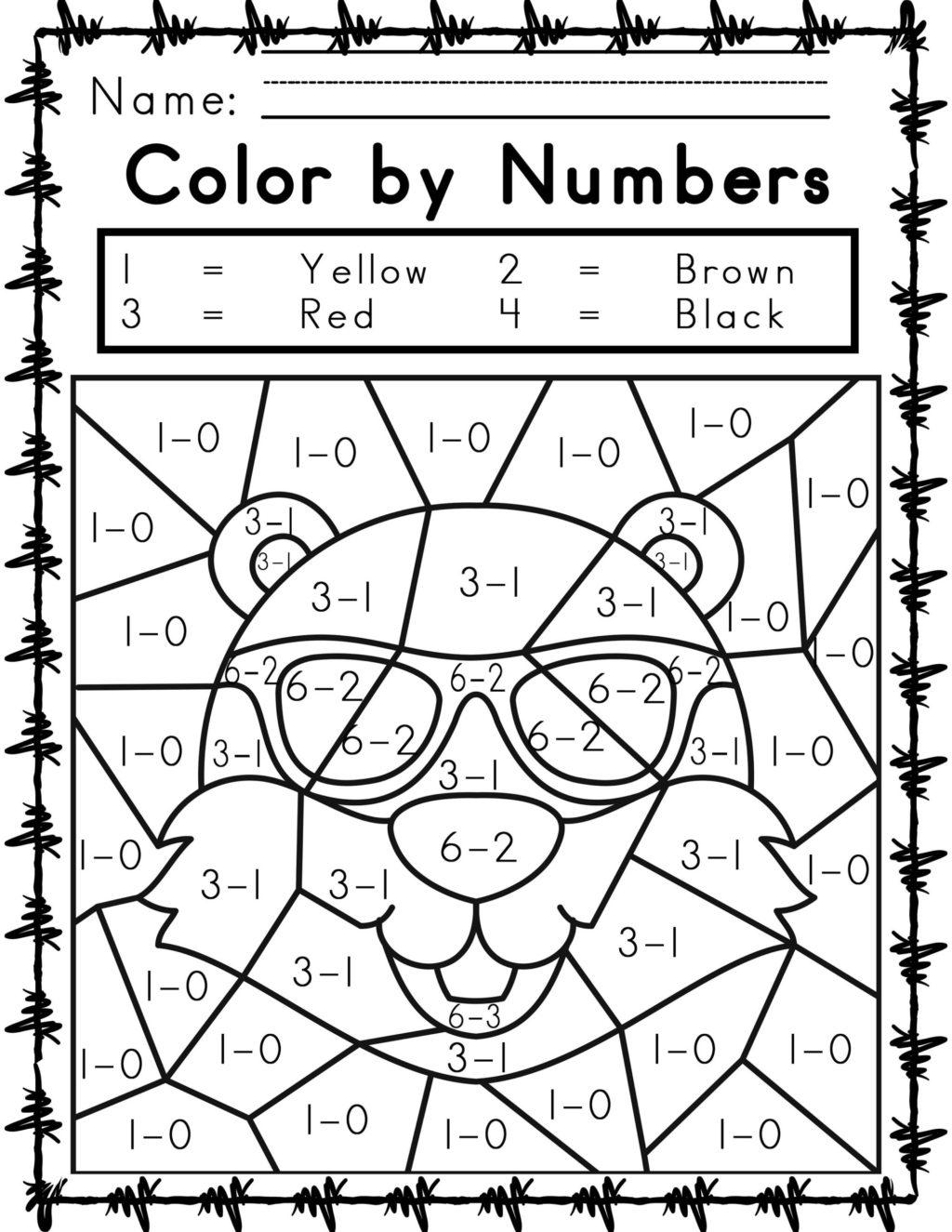 Worksheet ~ Winter Stem Kindergartenvity Worksheets Math