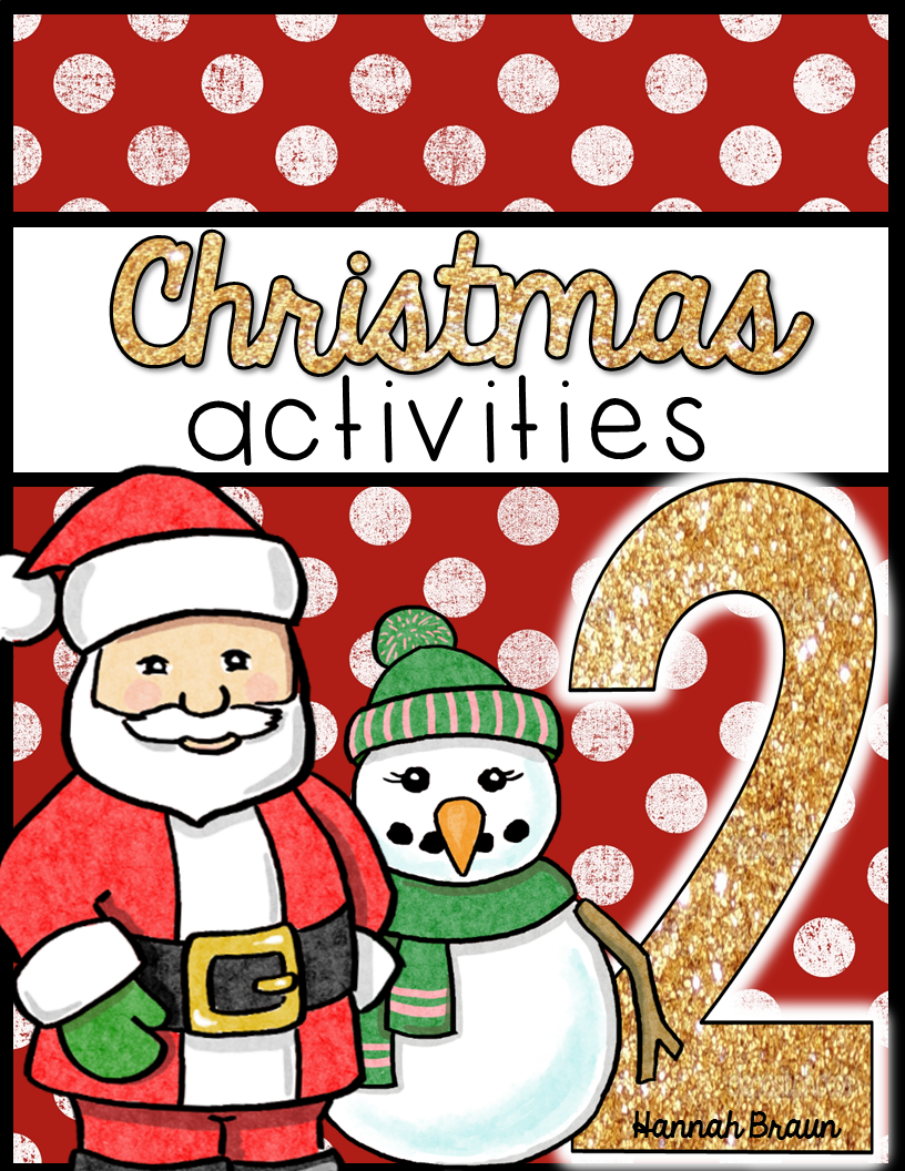 Worksheet ~ Worksheet Christmas Packet 2Nd The Classroom Key