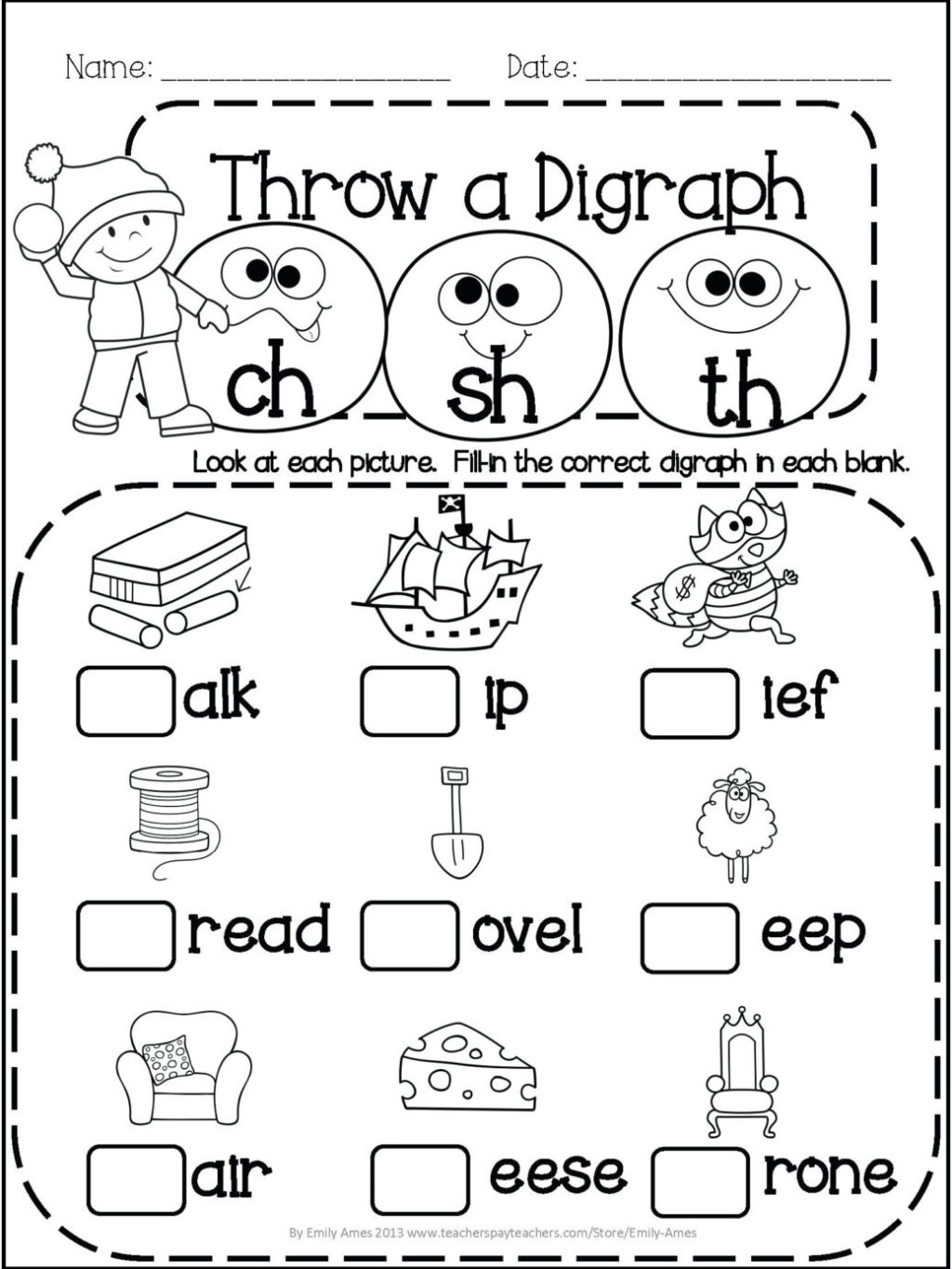 Worksheet ~ Worksheet Halloween Phonics Activitiesr First