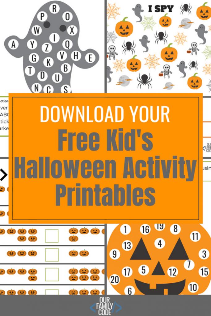 Worksheet ~ Worksheet Ideas Download Your Free Halloween