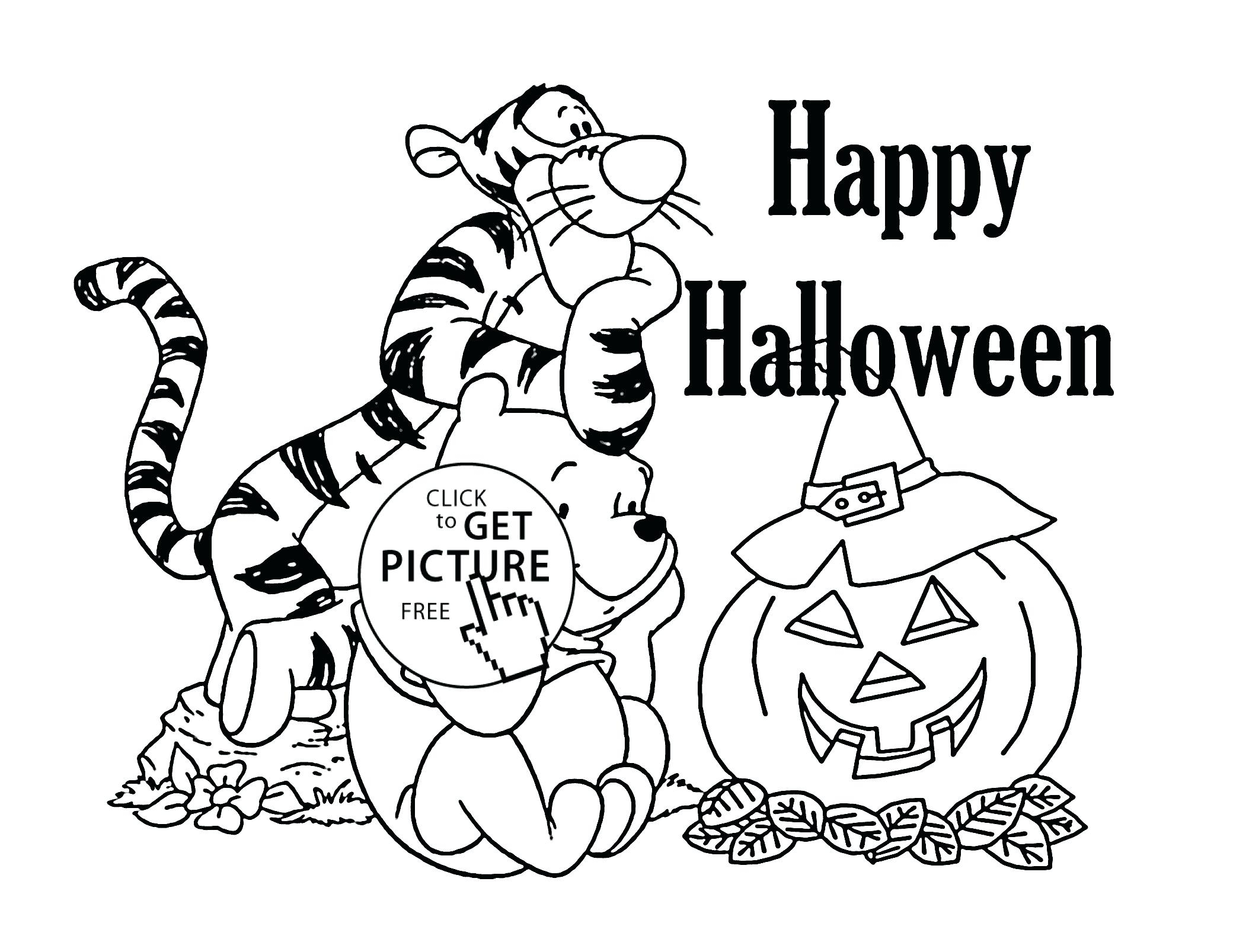 Worksheets : Free Printable Childrens Halloween Coloring