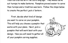 Worksheets Informational Text 2Nd Grade Halloween Free
