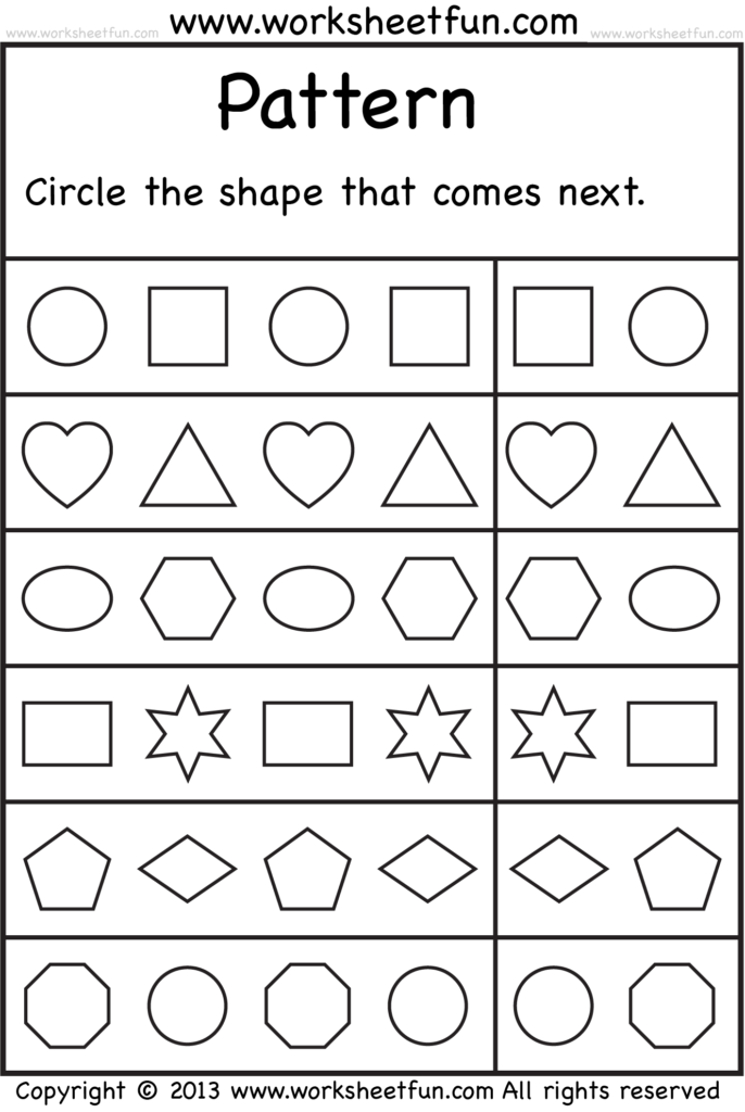 Worksheets Kindergarten Math Printable One Less Free