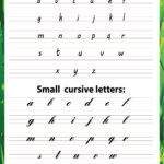 Worksheets : Lowercase And Cursive Letters Free Capital