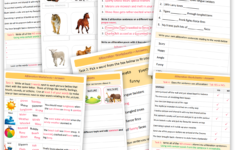 Christmas Alliteration Worksheets