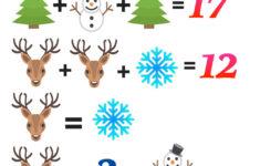12 Days Of Christmas Math Worksheet Pdf