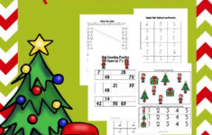 Addition To 20+ Christmas Worksheets