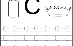 Letter Worksheets For 2 Year Olds