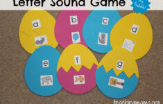 Free Printable Letter Sound Activities