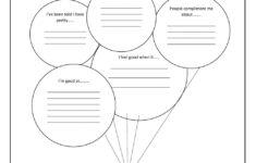 Self Esteem Self Esteem Worksheets