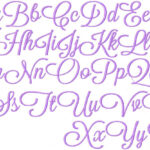 Pin On Fancy Alphabets