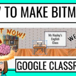 Teachers Are Creating A Virtual Bitmoji Classroom—Cute And