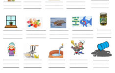 4 Letter Phonetic Words Worksheets