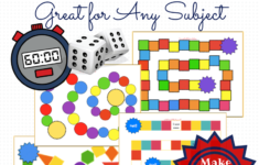 Free Board Games Printable Templates Homeschool