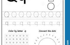 11 Preschool Worksheet Letter Q Preschool Chartsheet