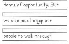 3rd Grade Writing Worksheets Homeschooldressage