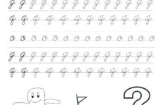 Free Handwriting Improvement Worksheets For Adults