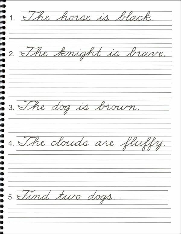 Idea By Colleen McMahon On OT Middle high School Cursive