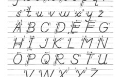 Image Result For D Nealian Handwriting Learn Handwriting