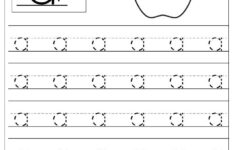 Preschool Handwriting Practice Free Worksheets