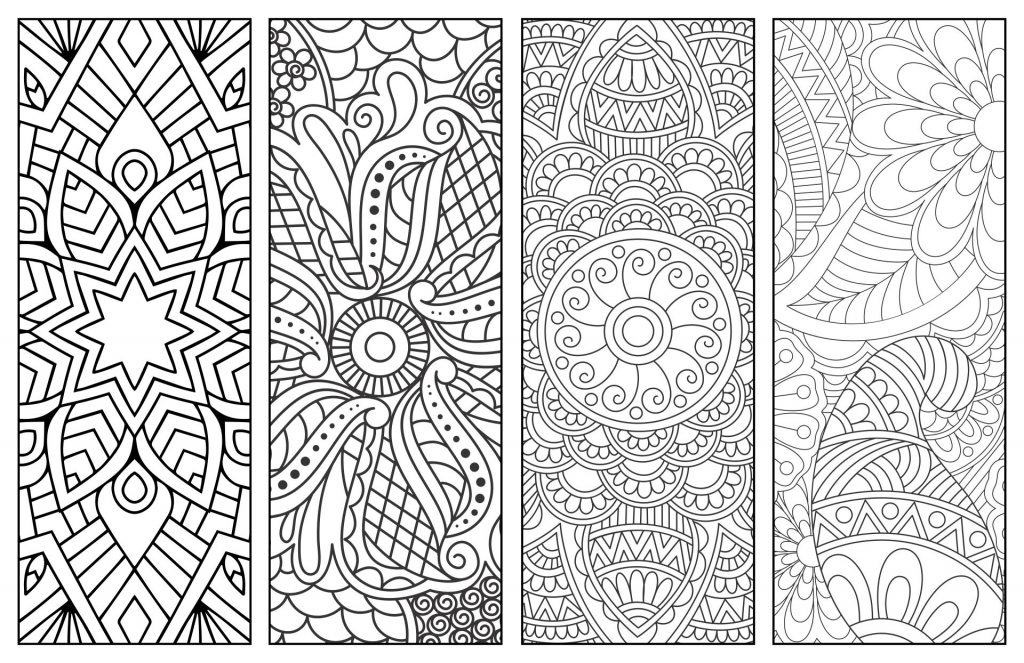 7 Best Free Printable Animal Bookmarks To Color