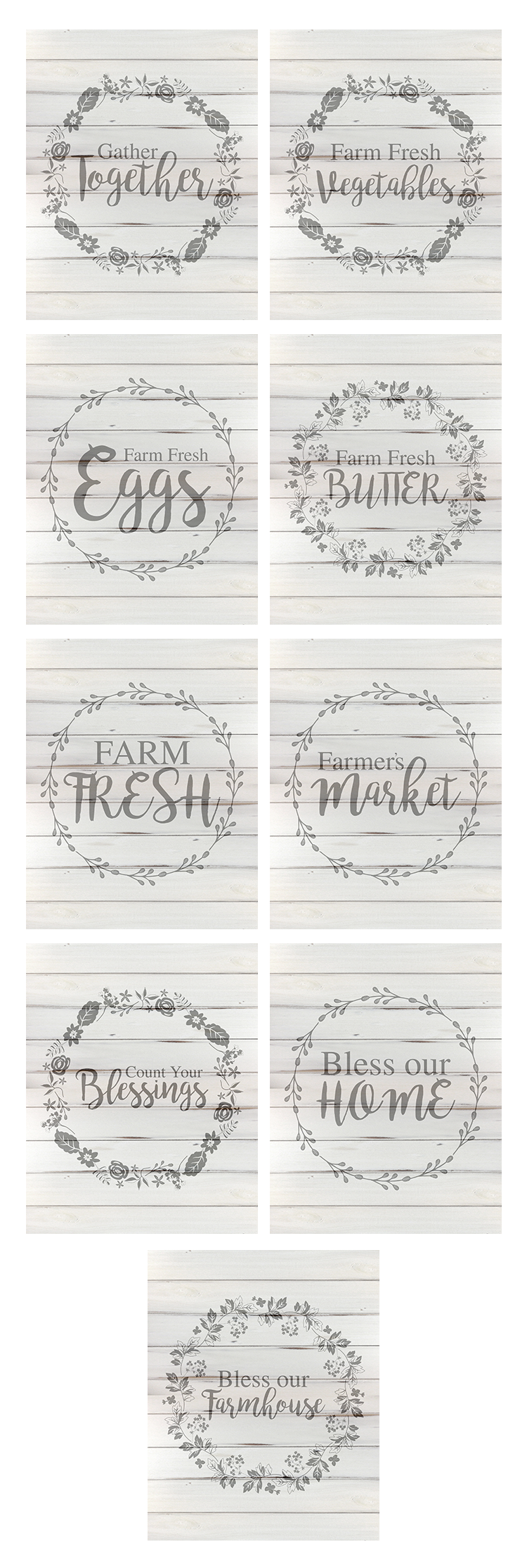 Free Farmhouse Printables With Sayings The Cottage Market