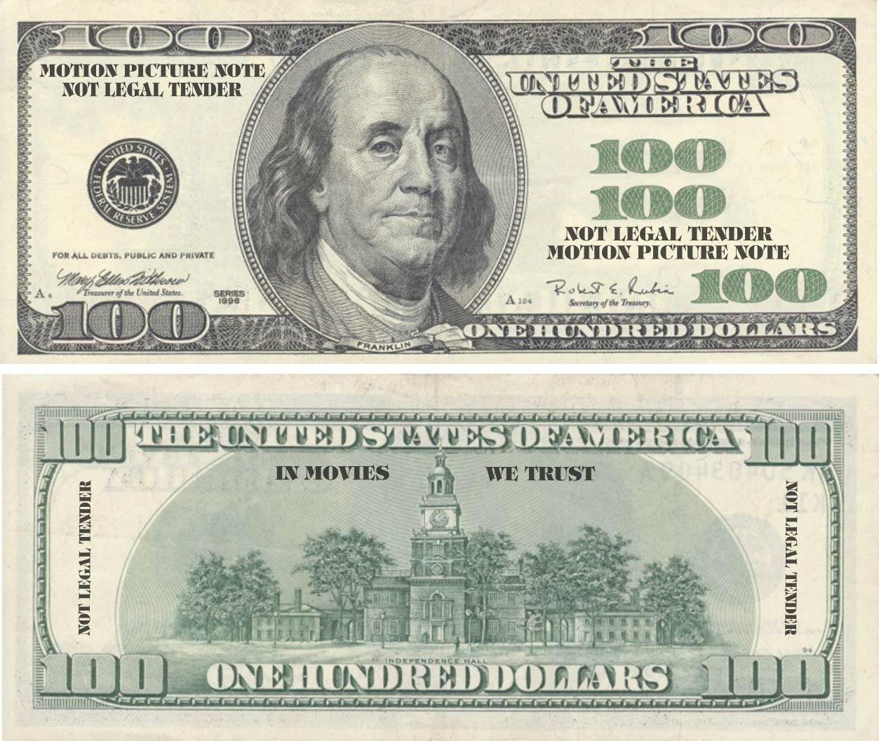 Free Printable Fake Money That Looks Real Free Printable