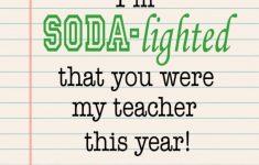 I M Soda Lighted Teacher Appreciation Week Free