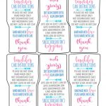 Printable Tumbler Care Instructions Google Search